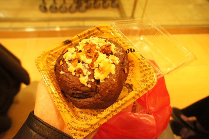 ダーシェンカのスイーツのようなベーグル☆美味しい!ジェイアール名古屋タカシマヤB2F