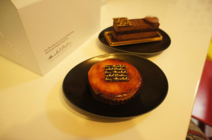 あの「ミシェル・ブラン」の生ケーキをいただいてみる。(ジェイアール名古屋タカシマヤB1)