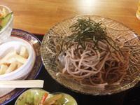 岡崎シビコ内「たこでん」のそば定食にちょっとビックリ 2014/11/18 21:00:00