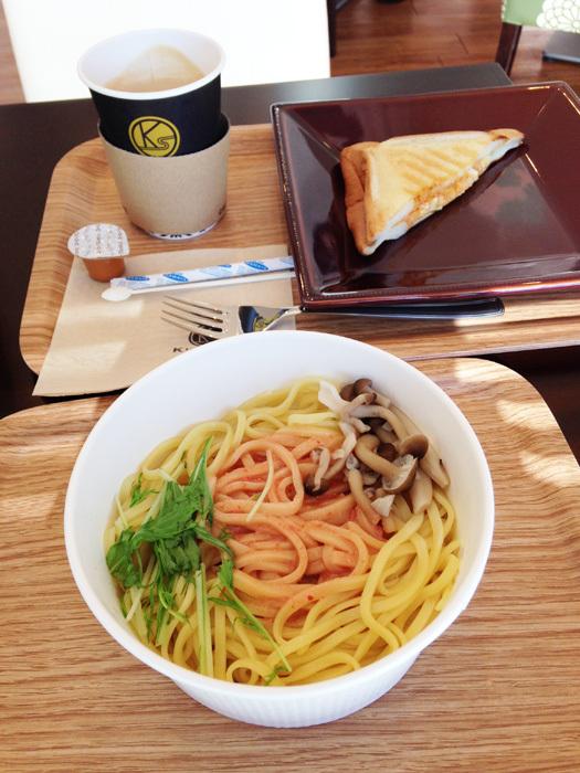 岡崎りぶらにKs cafe(ケーズカフェ)が新オープンしたというので行ってきた。