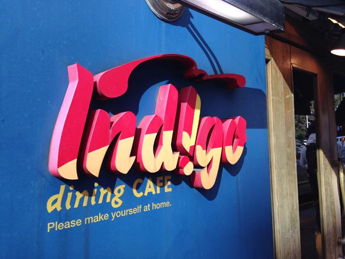 東京ストレングス基礎講座の旅でIndigo(インディゴ)のハンバーガー(外苑前・青山一丁目)