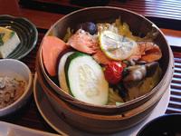 名駅の野菜たっぷりランチをテイストシックス(TASTE-6)で。 2015/01/24 20:59:46