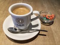 豊田市京町に新オープンのカフェ!S&R珈琲(エスアンドアールコーヒー)ポップコーンのお店。 2015/12/18 22:22:17