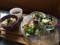 ララナチュラル(名古屋市緑区/鳴海)大高イオン買い物ついでに、マクロビランチでウマウマー 2015/12/01 21:23:58