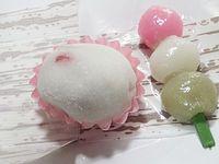 蟹江町の和菓子屋さん