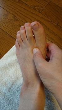 足の疲れをとるセルフケア(解説) 2017/10/15 23:39:33
