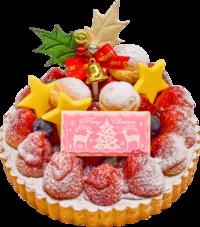 2018年クリスマスケーキご予約スタート♪