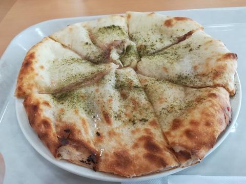 スバカマナで桜餅ナンを食べよう(^.^)