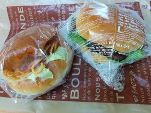 大好きなジャックのハンバーガー(^.^)