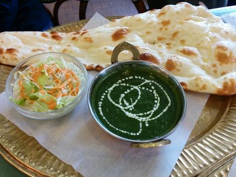 インドネパール料理MAYAでナンを食べよう(^_^)v