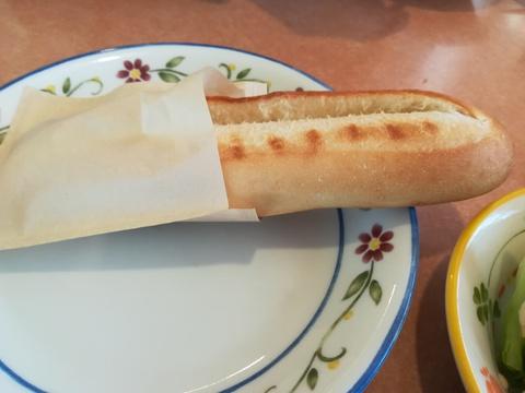 サイゼリヤのランチを食べよう(*^-^)