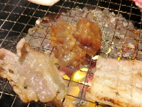 秋だから牛角の焼き肉を食べよう(*^ー^)ノ♪