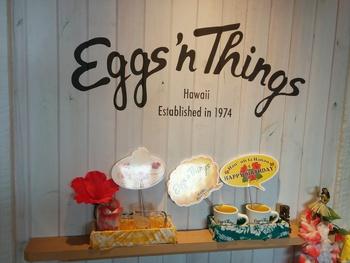 Eggs n Thingsのパンケーキ食べに神戸へ⁉