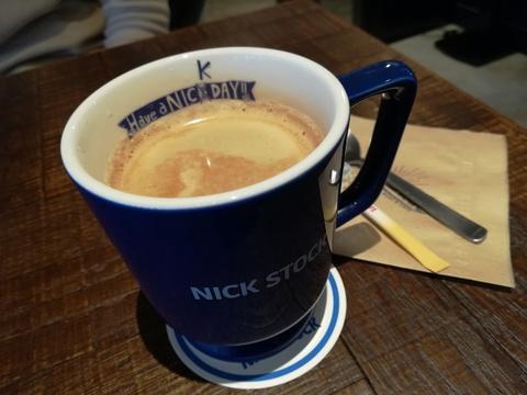 NICK STOCKでフレンチトーストを食べよう(^-^)/