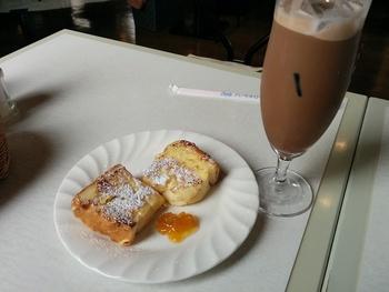 City Cafeでモーニング(^.^)