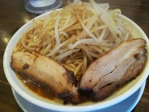 麺屋GOOのホルモン二郎(*´∀`)ノ