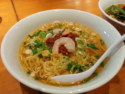 台湾ケンタで辛~いランチ(*_*;