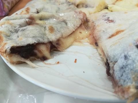 スバカマナの小倉チーズナンを食べよう(^-^)/