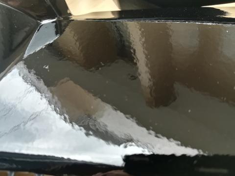 ダエグインジェクションカバー塗装