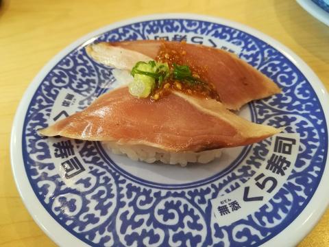 くら寿司で夏休みの反省会(^-^)/