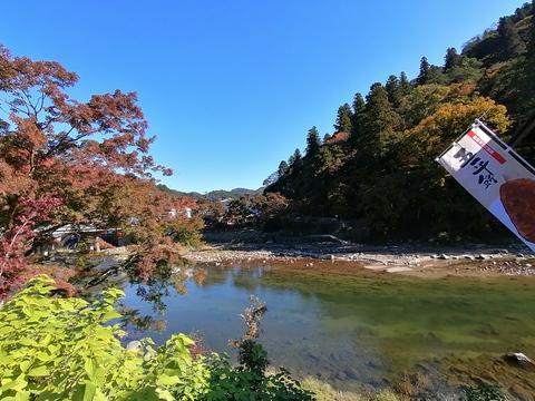 秋だから香嵐渓に行こう( ´∀` )①