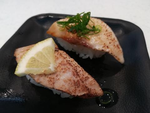 かっぱ寿司の黄金塩らぁ麺を食べよう(^-^)/