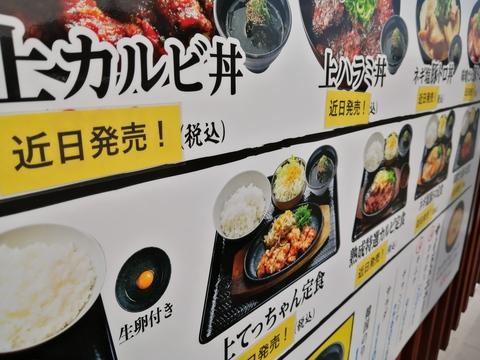 カルビ丼とスン豆腐専門店『韓丼豊田下市場店』に行こう(^-^)/