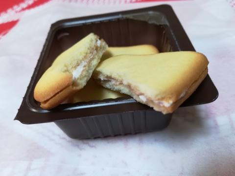 フィール限定発売のお菓子を食べよう(^-^)/