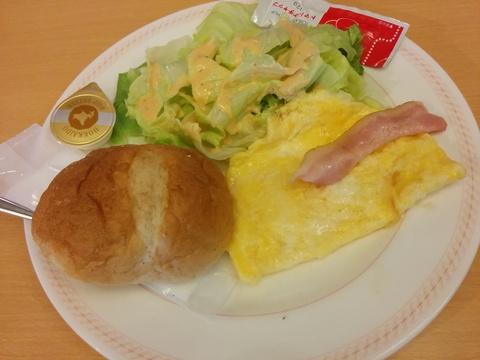 ジョイフルで美味しい朝ご飯(*´∀)ノ