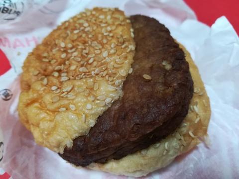 マルシンハンバーガーを食べよう(^-^)/