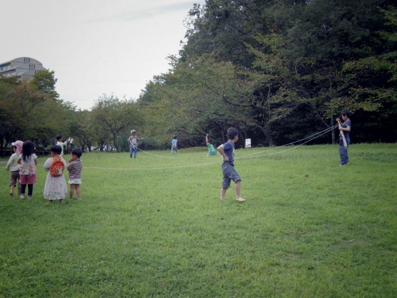 9月19日プレーパーク