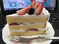 誕生日ケーキ♪ 【シェコーベ】