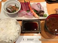 お刺身定食  【ろく】(豊田市)