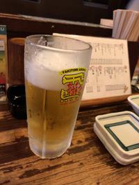 【ビール】・【焼き鳥】・【はしご酒】!! 2017/05/25 19:02:00