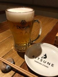 飲み放題付き♪【天ぷら酒場KITSUNE】(豊田市)