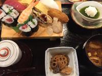 【新寿司】さんへ。(初めて)