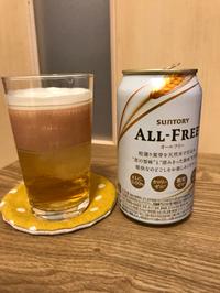 部屋飲み!ノンアル…ビール!