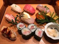 【すし懐石 大学本店】 お寿司ランチ (豊田市)
