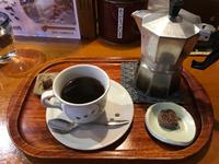 【かしわや】さんで ゆっくり 【コーヒー】