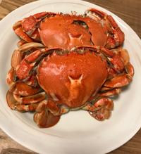 蟹は 面倒だけど・・・美味しい!
