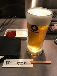 焼肉ホルモン【せがれ】 2017/10/17 15:47:35