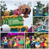 ディズニー旅行・・・② Disney Land