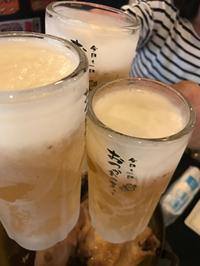 冷え冷えっの生ビール!
