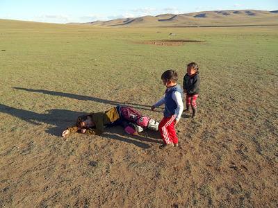 モンゴルに思いを馳せる秋の夜長