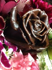 チョコレートローズ or 薔薇チョコ