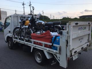 8月19日はバイクの日★待ちに待った『バイク de 夏祭り』きてね♫