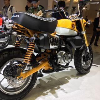 名古屋モーターショー行っといでん byおかんrider目線TMS