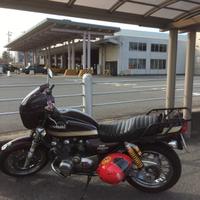 人日の節句2月22日はバイクで始まりバイクで終わった