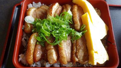 箱根で食べたかった鴨重『勝馬亭』