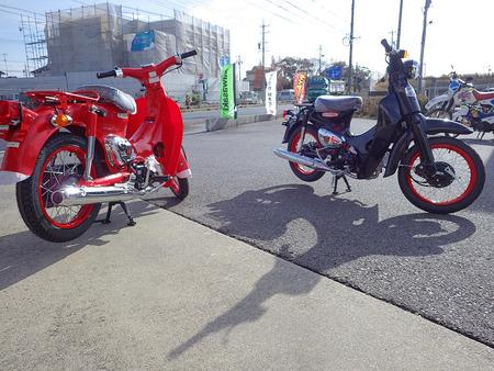 岡崎・豊田発!バイク十人十色【リトルカブ・55周年スペシャル】